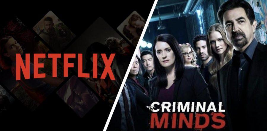 Promotion for Criminal Minds.