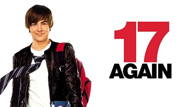 Movie 17 Again makes a comeback