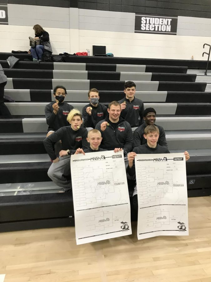 St. Louis wrestlers take home medals from regionals.
