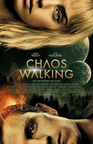Promotion for Chaos Walking.