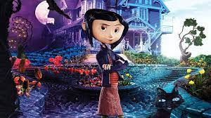 Promotion for Coraline.