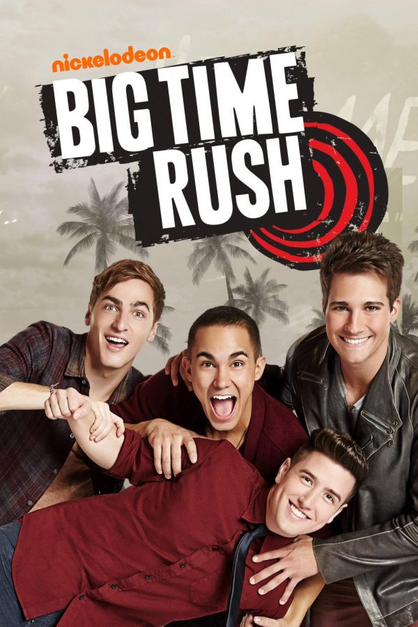 Promotion for Big Time Rush.