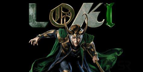 Promotional image for Loki TV show.