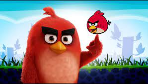 Angry Birds promotional photo.